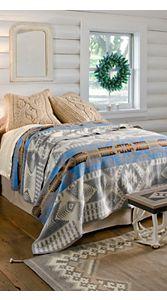 Silver Bark Blanket
