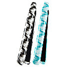 A product thumbnail of Plugged In Hard Candy Flat Iron With Swirl Design