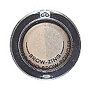 A product thumbnail of Real Colors Brow-zing Baked Duo Brow Powder