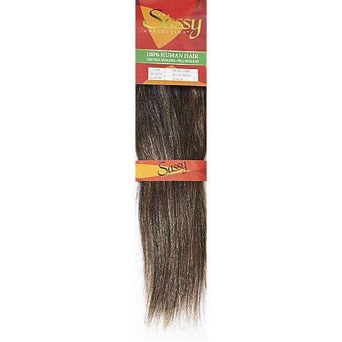 Sassy Mink Yaki Human Hair Extension at Sally Beauty