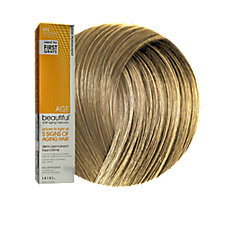 Agebeautiful Anti Aging Permanent Liqui Creme Haircolor  Dark Brown Hairs