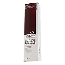 A product thumbnail of AGEbeautiful Anti-Aging Permanent Liqui-Creme Haircolor 3V Darkest Plum Brown