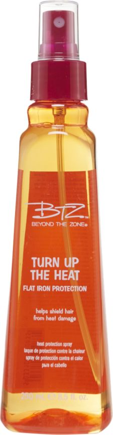 Beyond The Zone Turn Up The Heat Protection Spray