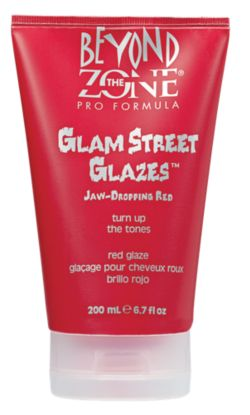 BTZ Glam Street Glaze Jaw Dropping Red