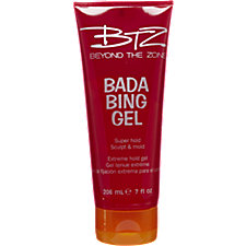 A product thumbnail of Beyond The Zone Bada Bing Extreme Hold Gel