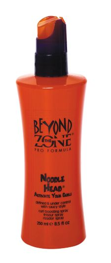 A product thumbnail of Beyond The Zone Noodle Head Curl Boosting Spray