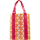 A product thumbnail of Pink and Orange Heel To Toe Summer Tote