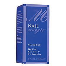 A product thumbnail of Nail Magic All In One UV Protect Top/Base Coat