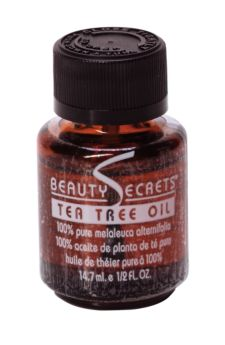 Beauty Secrets 100% Pure Tea Tree Oil