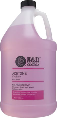 A product thumbnail of Beauty Secrets Professional Nail Polish Remover Gallon