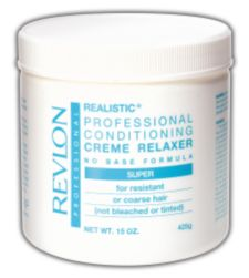 Conditioning Creme Relaxer Super