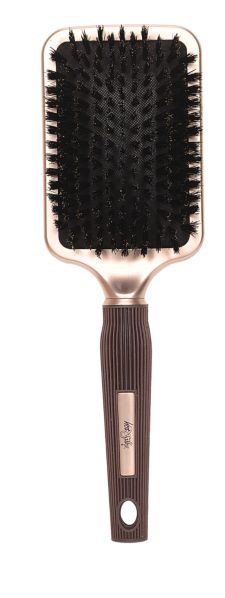 A product thumbnail of Hot N Silky Boar Bristle Paddle Brush