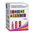 A product thumbnail of SuperNail Bright Accents Professional Acrylic Nail Color Kit