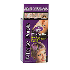 A product thumbnail of N Rage Mix N Go Hair Color System Intense Purple