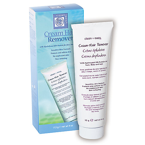clean  easy hair remover cream at sally beauty