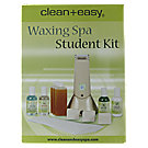 A product thumbnail of Clean & Easy Waxing Spa Student Kit