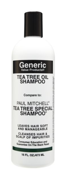 GVP Tea Tree Oil Shampoo