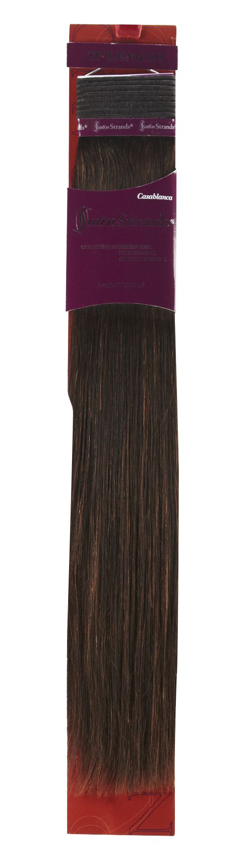 Satin Strand Hair Extensions 33