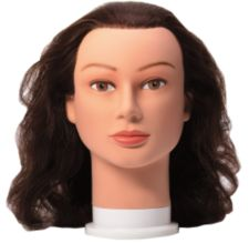 A product thumbnail of Miss Suzie-Kin Human Hair Manikin