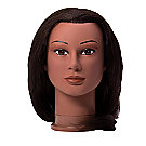 A product thumbnail of Miss Jenny Black Manikin Head
