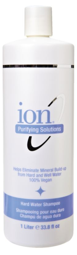 Ion Hard Water Shampoo Liter