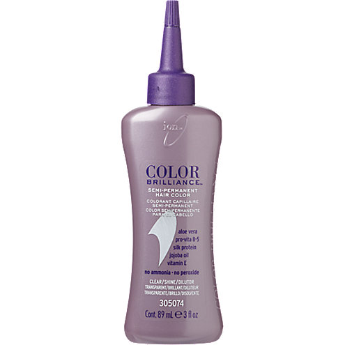Ion Color Brilliance Semi Permanent Hair Color Clear Shine