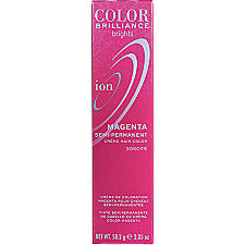 A product thumbnail of Ion Color Brilliance Brights Semi-Permanent Hair Color Magenta