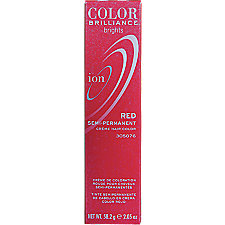 A product thumbnail of Ion Color Brilliance Brights Semi-Permanent Hair Color Red