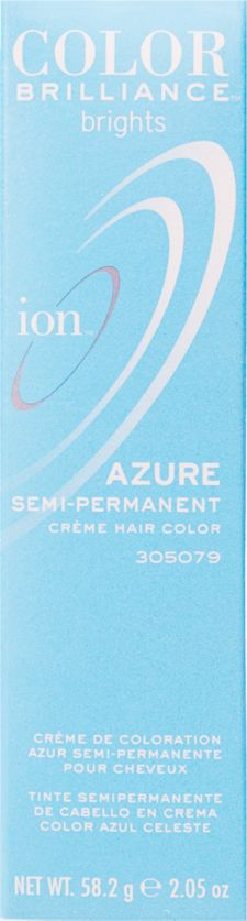 ion color brilliance semipermanent brights hair color