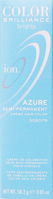 Ion Color Brilliance Semi Permanent Brights Hair Color