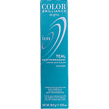 A product thumbnail of Ion Color Brilliance Brights Semi-Permanent Hair Color Teal