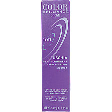 A product thumbnail of Ion Color Brilliance Brights Semi-Permanent Hair Color Fuschia