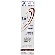 A product thumbnail of Ion Color Brilliance Permanent Creme Intense Neutrals 6NN Dark Intense Blonde