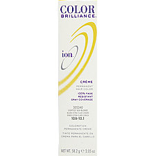 A product thumbnail of Ion Color Brilliance Permanent Creme Hair Color 10A