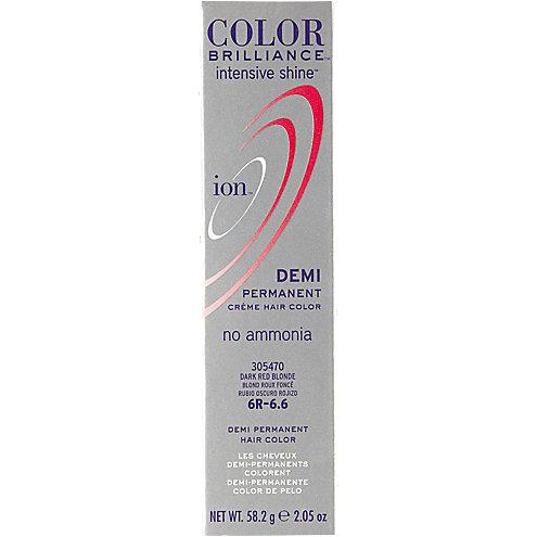 Ion Color Brilliance Intensive Shine Demi Permanent Creme