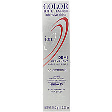 A product thumbnail of Ion Demi 6WR Dark Warm Red Blonde