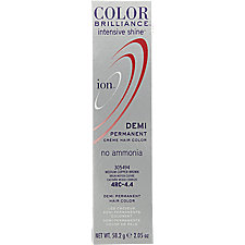 Ion Medium Copper Brown Hair Color