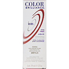 A product thumbnail of Ion Color Brilliance Liquid Hair Color 6RV