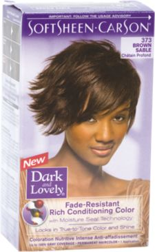 product thumbnail of Dark and Lovely Color Brown Sable