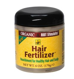 Organic Root Stimulator Hair Fertilizer