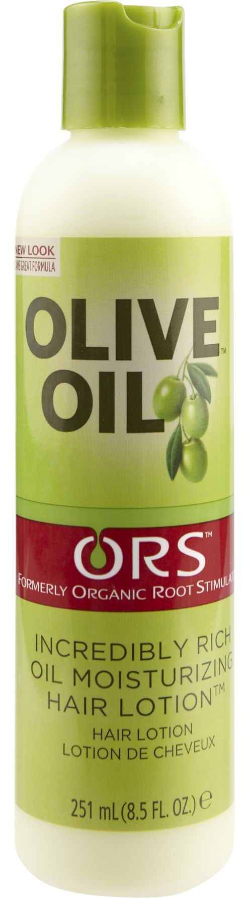 ors olive oil moisturizing hair lotion