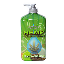Hemp Coconut Lime Body Moisturizing Lotion :  body lotion