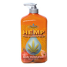 Moist Hemp Mango Body Moisturizing Lotion :  body lotion