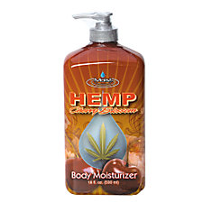 Moist Hemp Cherry Blossoms Body Moisturizing Lotion :  body lotion