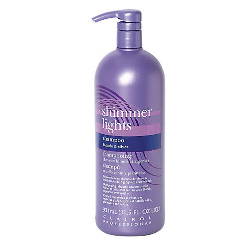 clairol shimmer lights original conditioning shampoo. Black Bedroom Furniture Sets. Home Design Ideas