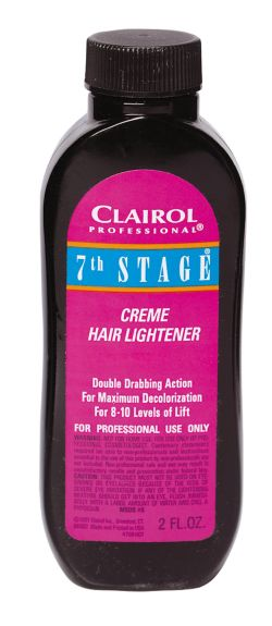 Clairol 7th Stage Creme Hair Lightener