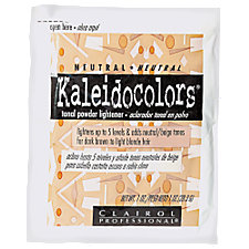 A product thumbnail of Kaleidocolors Tonal Powder Lightener Neutral 1 oz.