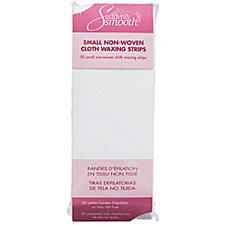 Jilbere de Paris European Waxing System Small Non-Woven Cloth Waxing Strips
