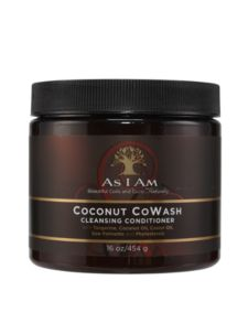 As I Am Coconut CoWash | Frugal Lifestyle