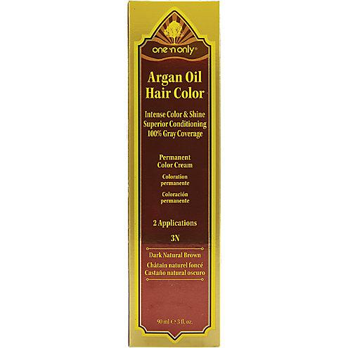 One 39N Only Argan Oil Hair Color